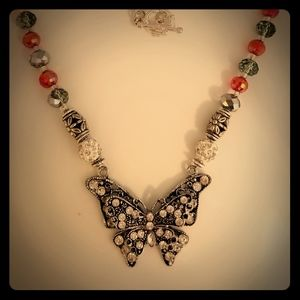 """Hand crafted 33"""" necklace"""